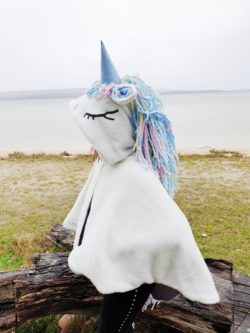 The Unicorn Cape sewing pattern is a beginner-friendly step-by-step guide to creative fun! It comes in sizes XS to XL and children's newbron to 12 years and has a bunch of different options!