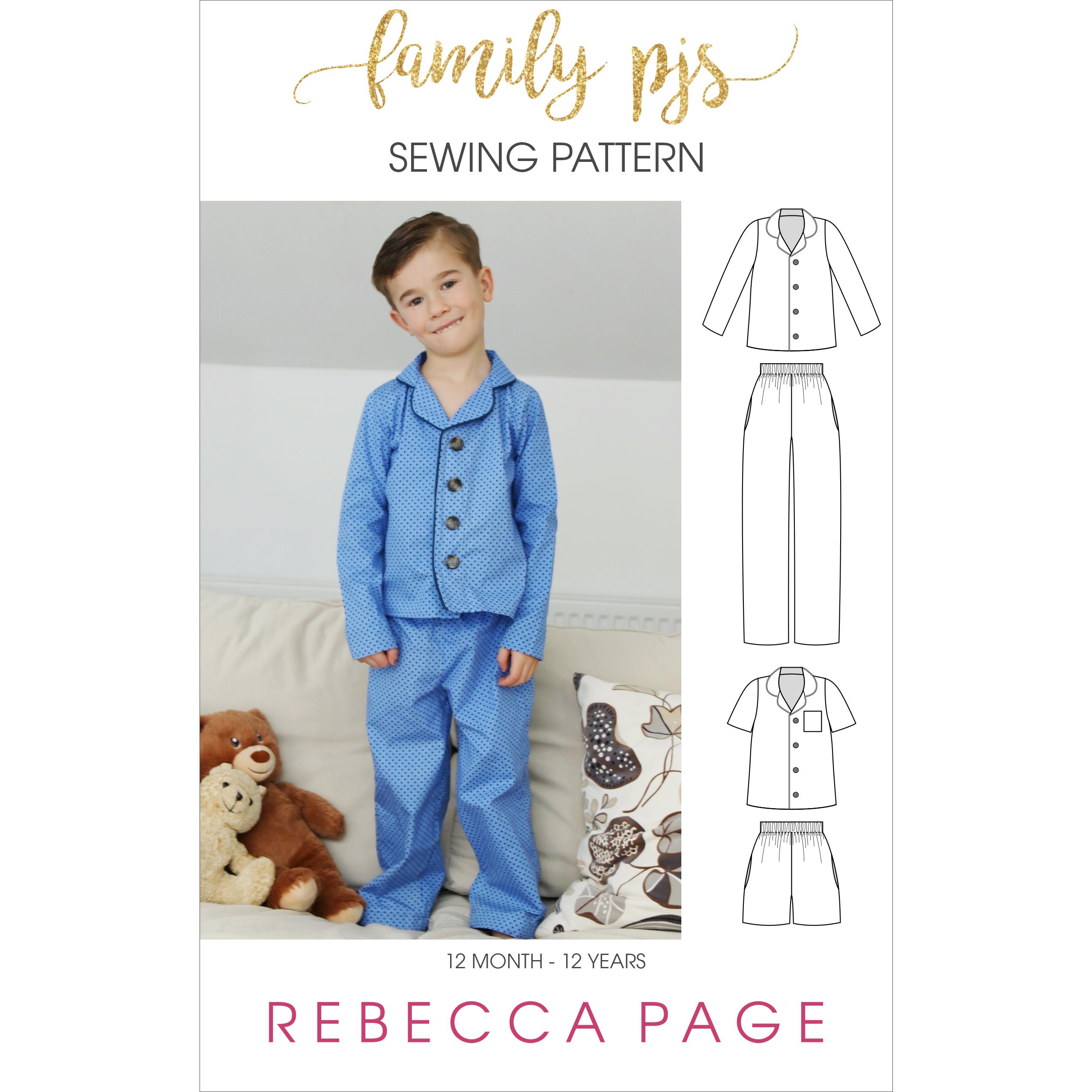 Personalised Children/'s Kids Printed Pajamas Pyjamas PJ/'s ANY NAME BOYS DESIGN