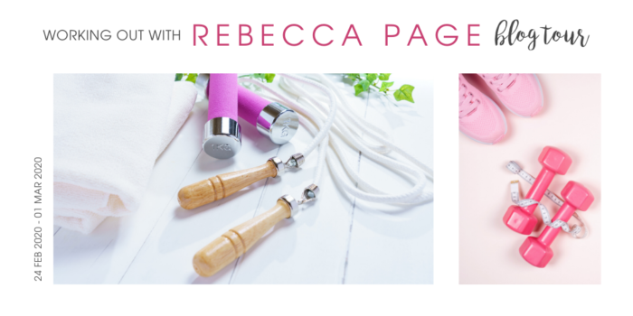 Join us on our first blog tour of 2020! Working out with Rebecca Page is all about our workout gear patterns how versatile, practical, and comfy they are.