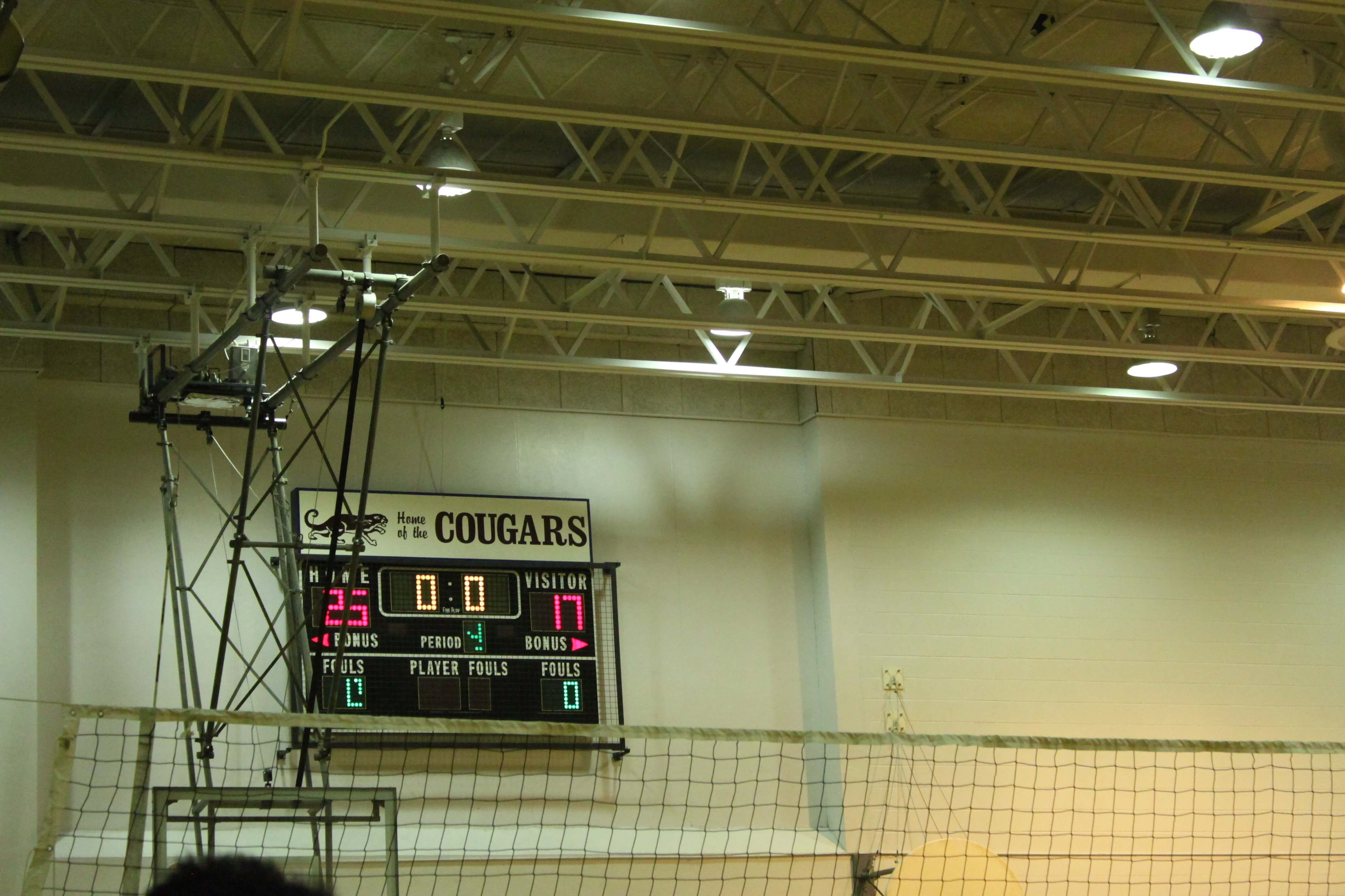 Senior Boys Volleyball on a Winning Streak