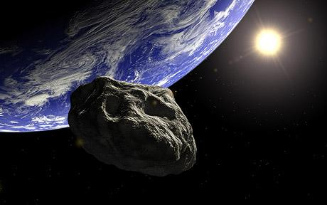 2005 YU55 – An Asteroid Close to Earth