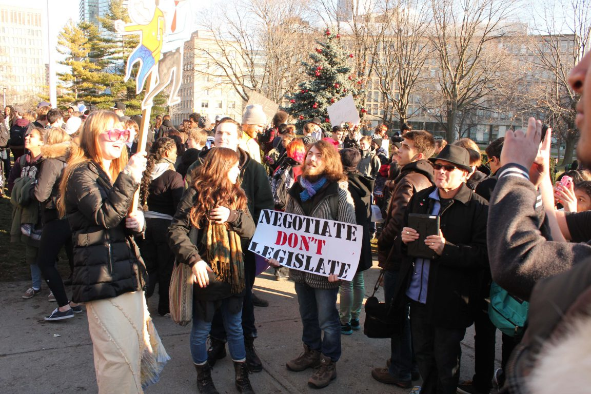 OSSTF Reaches Agreement with Ontarian Government