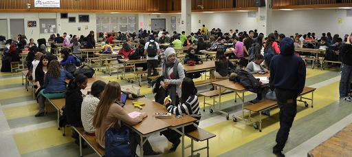 Is Study Hall Too Loud? A Scientific Analysis