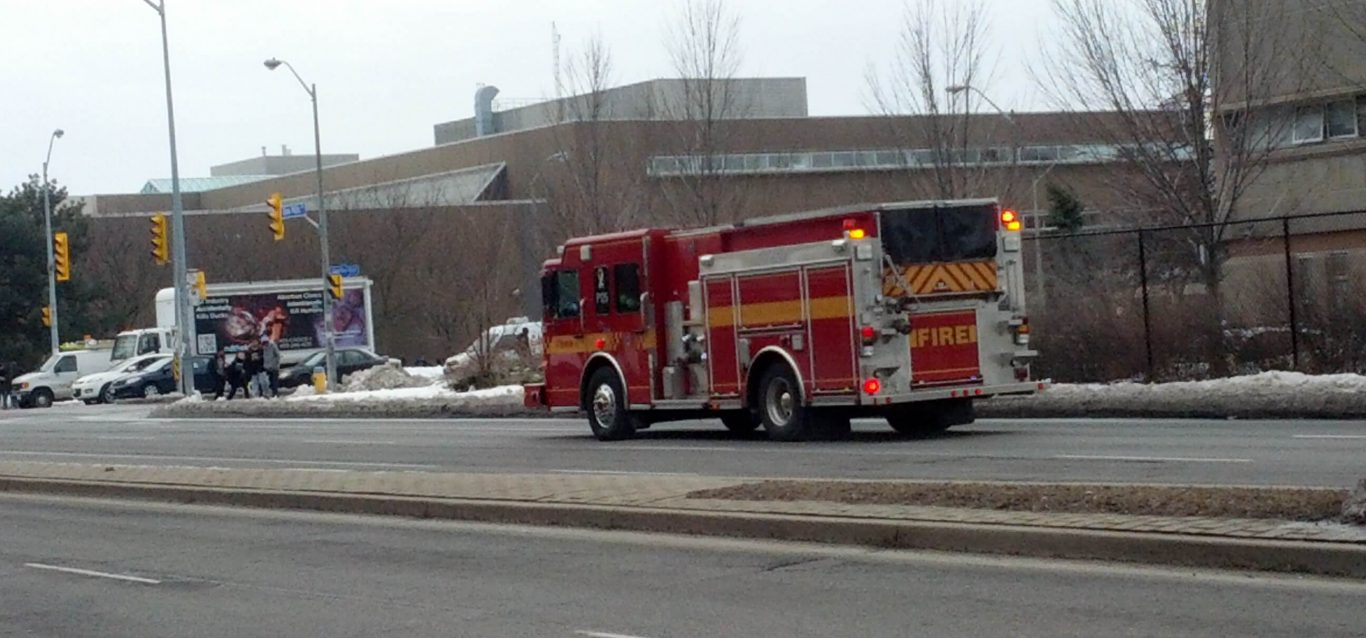 Two False Fire Alarms Result in School Evacuation