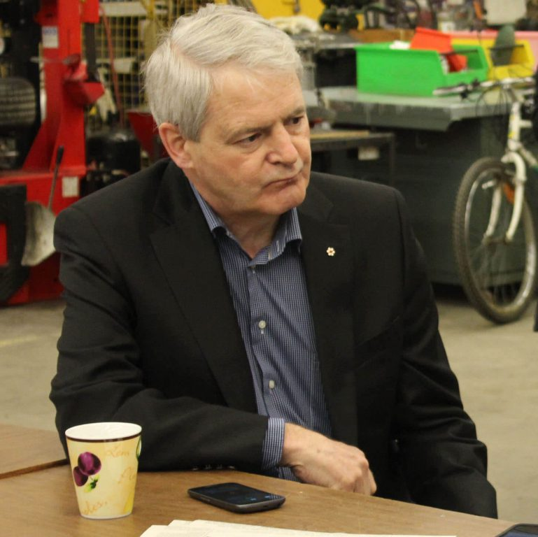 Marc Garneau Withdraws Bid for Liberal Leadership