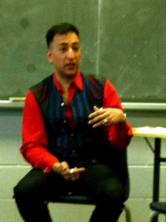 QSA Guest Speaker Strives to Reconcile Homosexuality and Religion