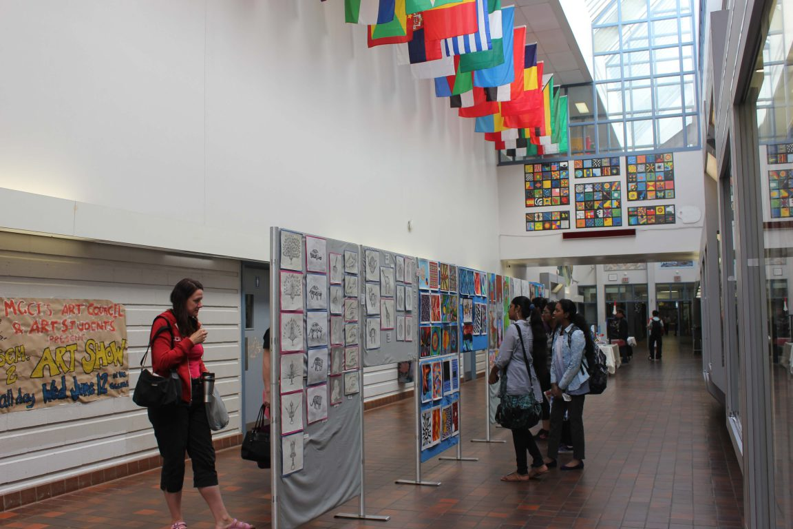 Second Semester Art Show