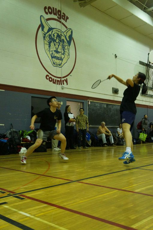 Keeping Up with MGCI's Badminton Team