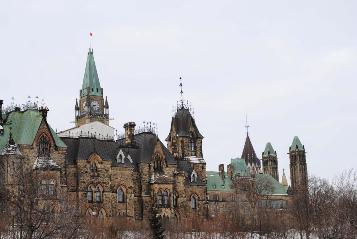 Op-Ed: Censorship from Parliament Hill