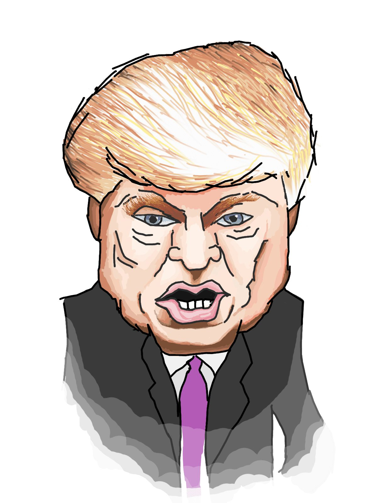 Op-Ed: The Chumps Voting for Trump