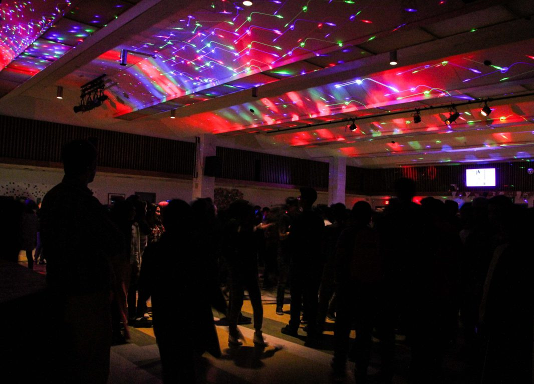 Breaking the Ice: Grade 9 Dance