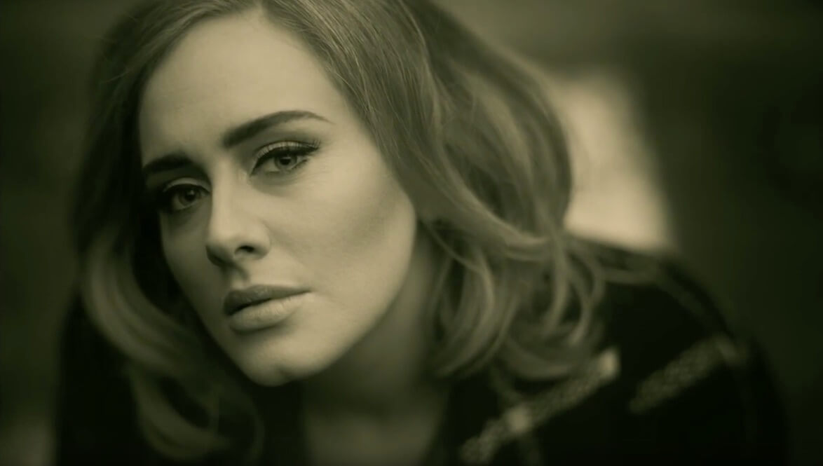 Hello, Adele is back!