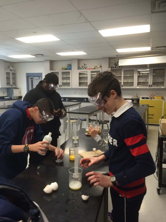 Biology Comes to Life: The MGCI Biology Club