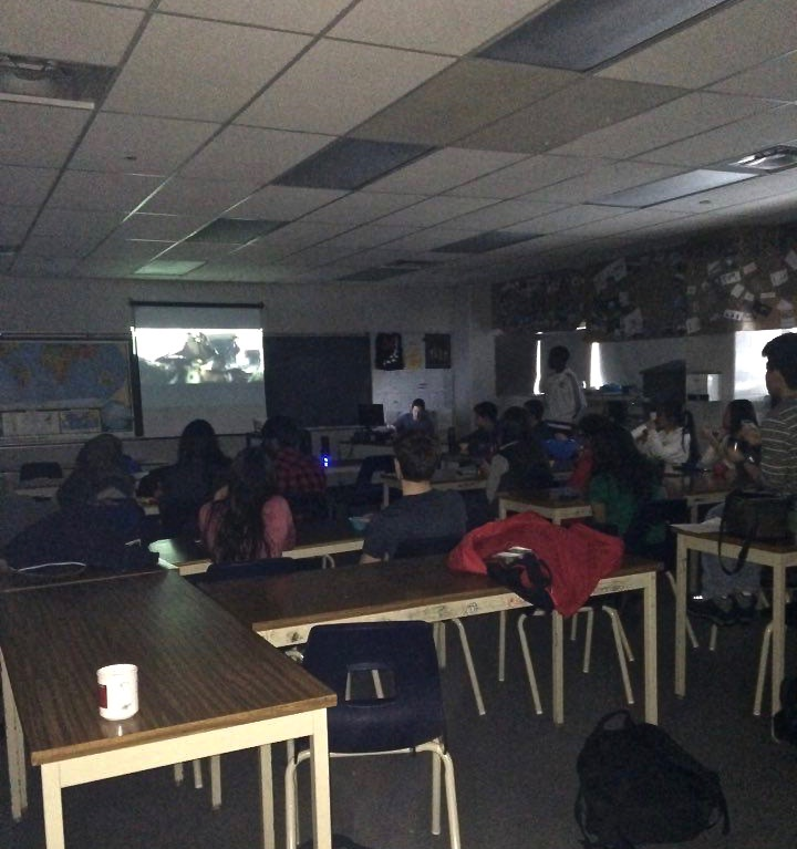 EcoTeam Movie Night