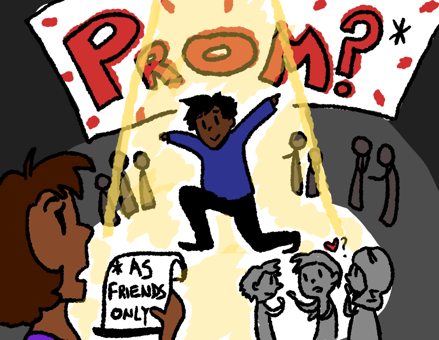 Don't Complicate the Prom Date
