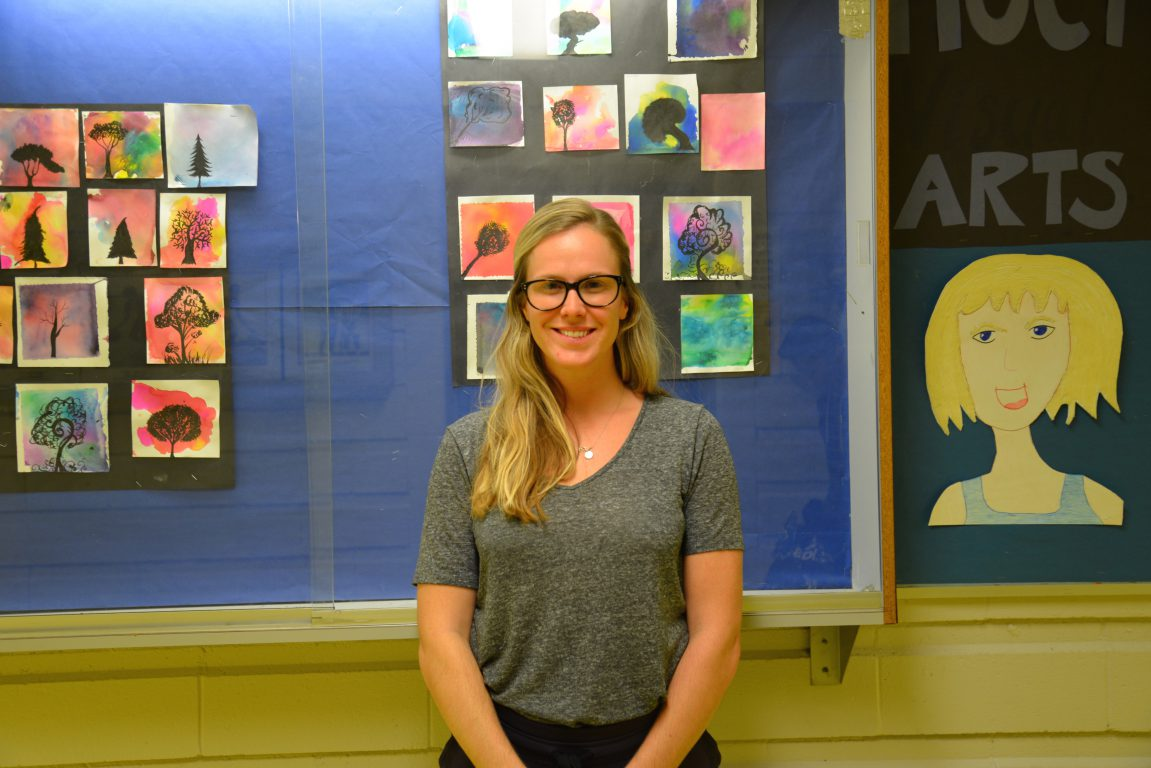 Teacher Feature: Ms. Elliott
