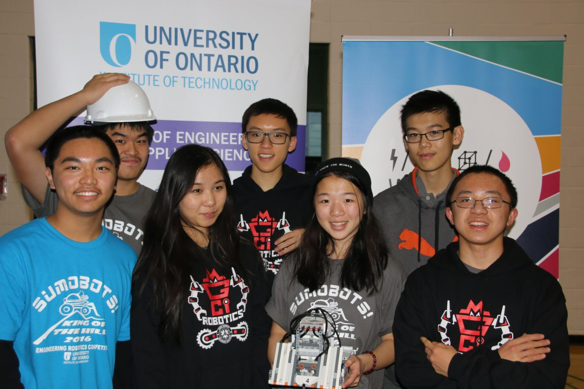 Fighting the Way at UOIT
