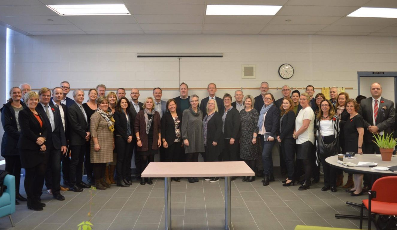 MGCI Welcomes Visitors from Norway