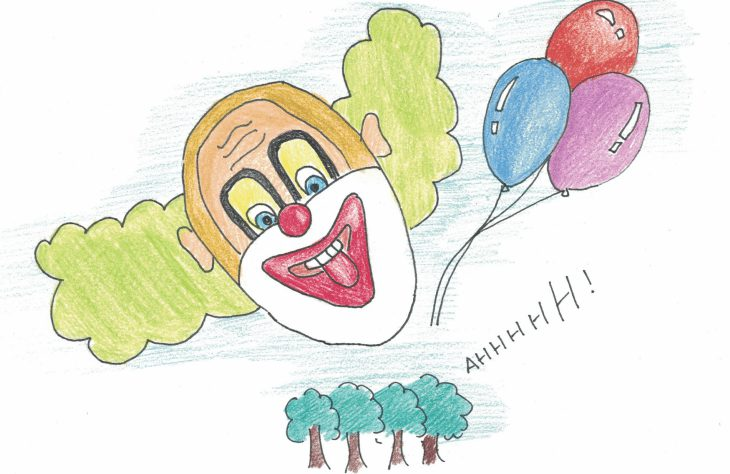 Op-Ed: Creepy Clown Sightings