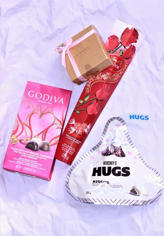 A Review of Valentine's Day Chocolates