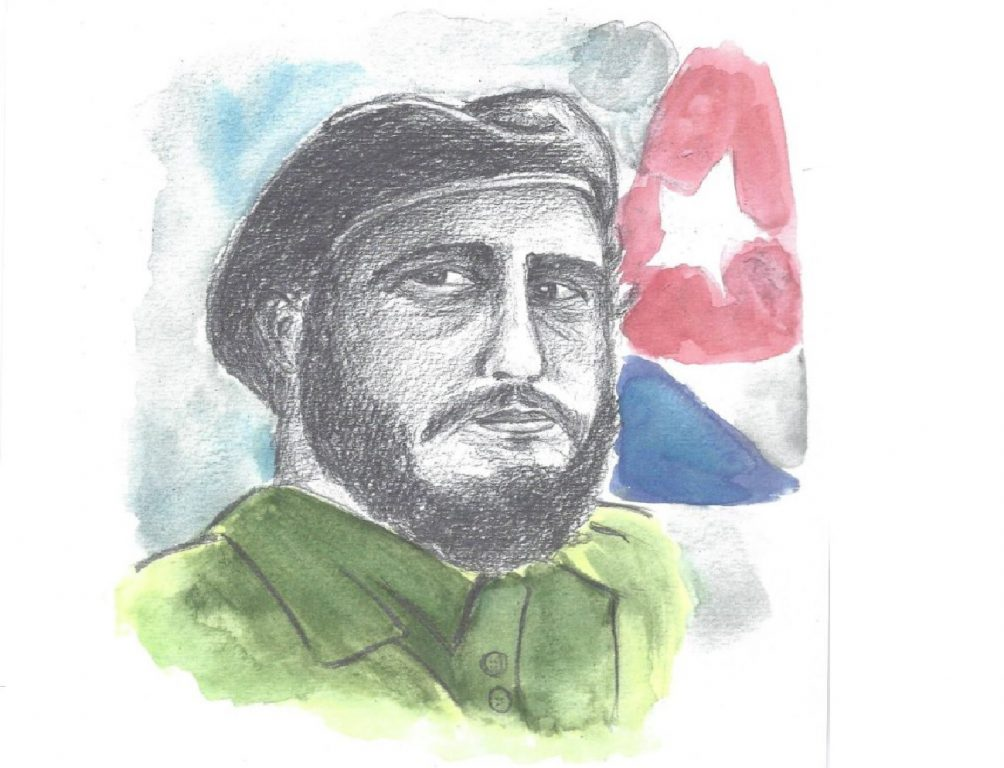 Op-Ed: Fidel Castro, The Revolutionary Titan