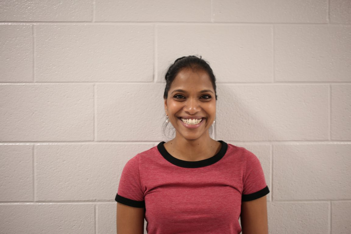 Teacher Feature: Ms. Tharshan