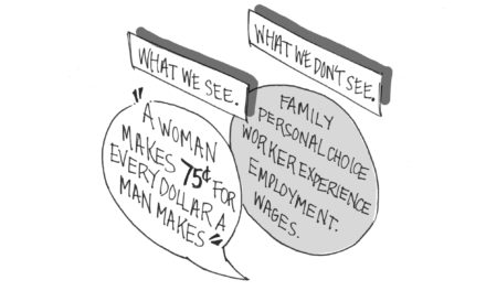 Op-Ed: The Wage Gap—A Different Approach