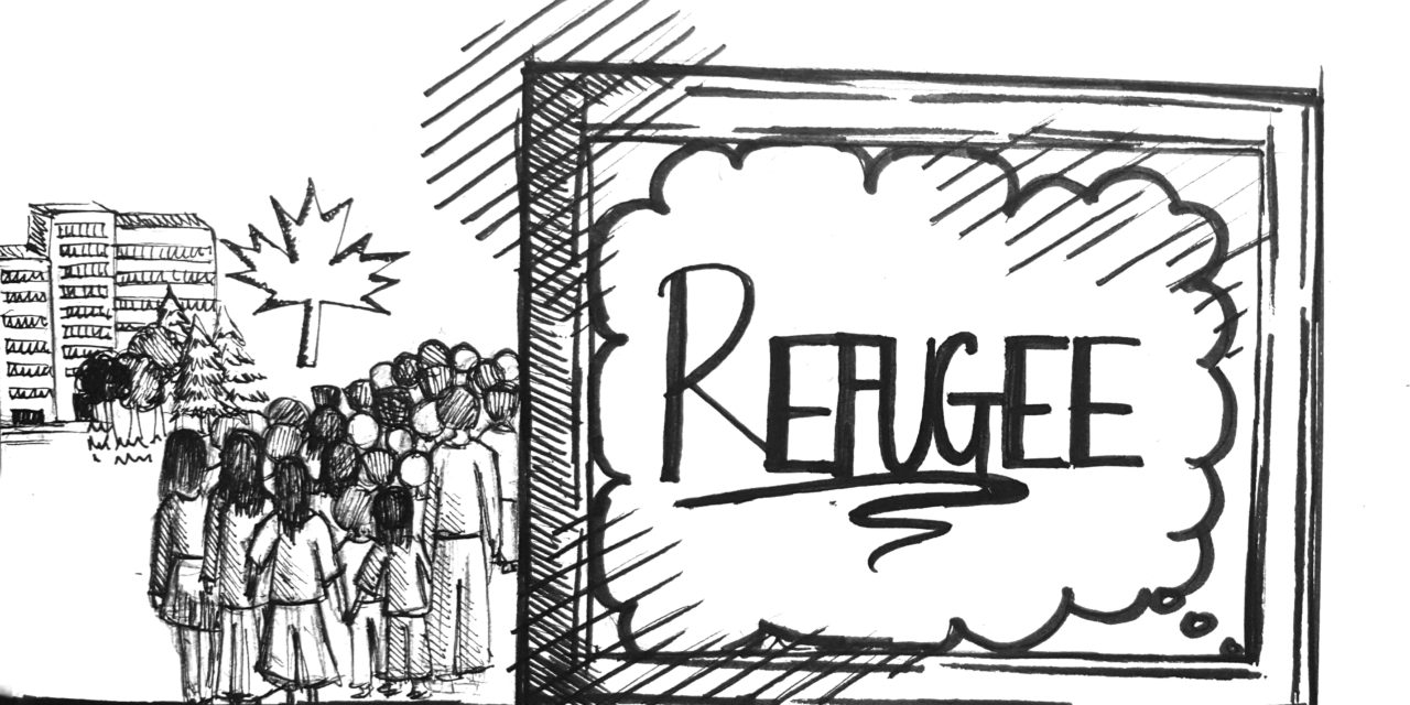 Define 'Refugee'