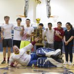Ball Hockey Tournament: Shooting for the Trophy