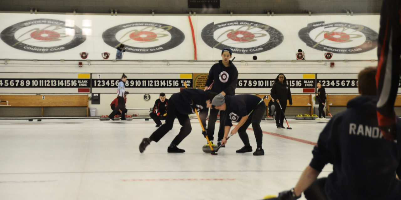Chess on Ice: MGCI Curling 2018