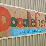 Chalk It Up to Art Council: MGCI's Fifth Annual Doodle Fest