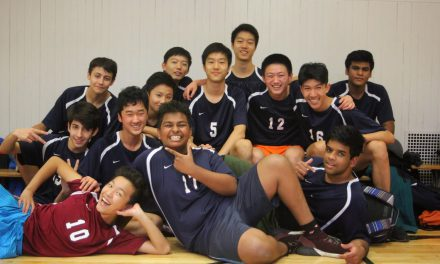Setting Up for Success: Junior Boys Volleyball