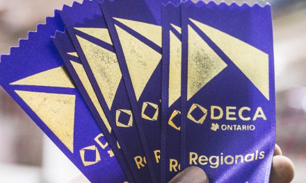 Record-Breaking Regionals for MGCI DECA