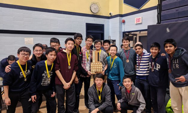 Checkmate! Chess Team Moves to Victory