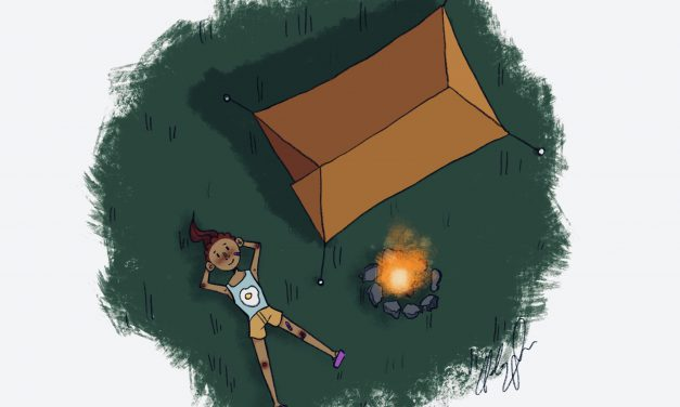 Why I Won't Stop Talking About Camping