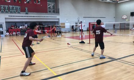 Clearing the Way to Cities: MGCI Badminton