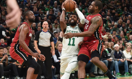 NBA Today: 1 April 2019