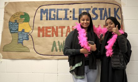 Mental Health Awareness at MGCI
