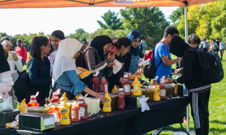 A Sizzling Start to High School at the Grade 9 Barbeque