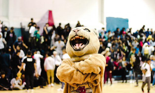School Spirit Skyrockets at Garneau