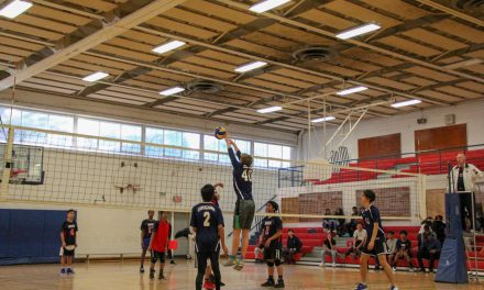 Serve, Set, Spike: MGCI Junior Boys Volleyball