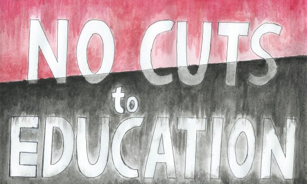 Fighting For Our Education: OSSTF Union Strike