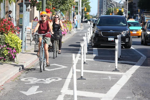 The Slow Cycle of Building Bike Lanes