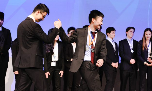 MGCI Prevails at DECA Provincials