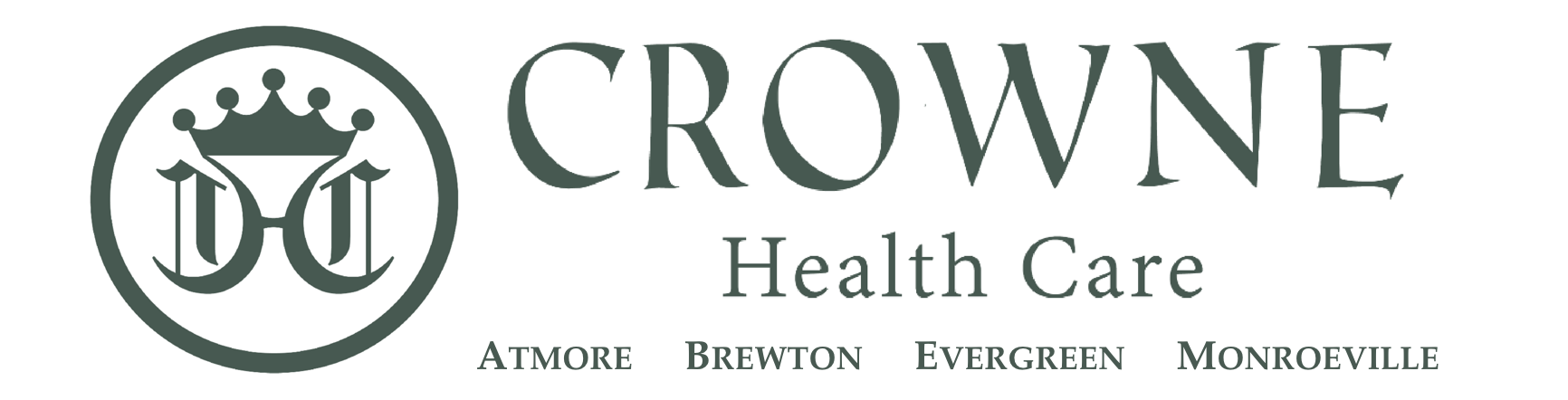 Crowne Healthcare Logo
