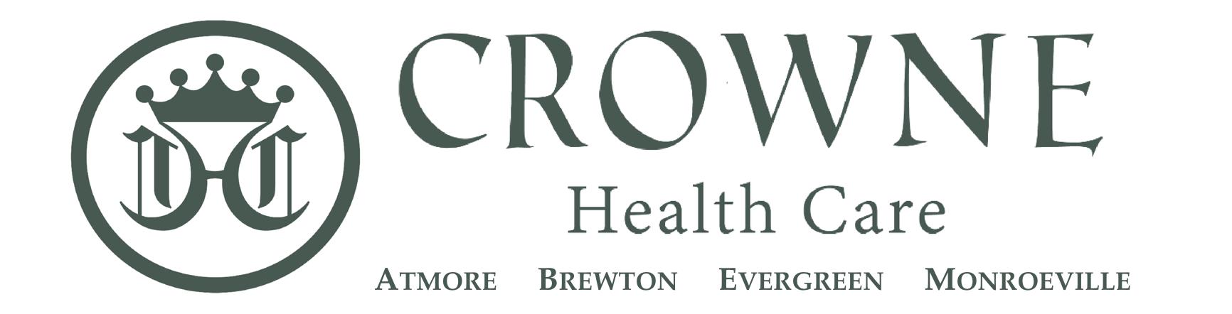 Crowne Healthcare Logo