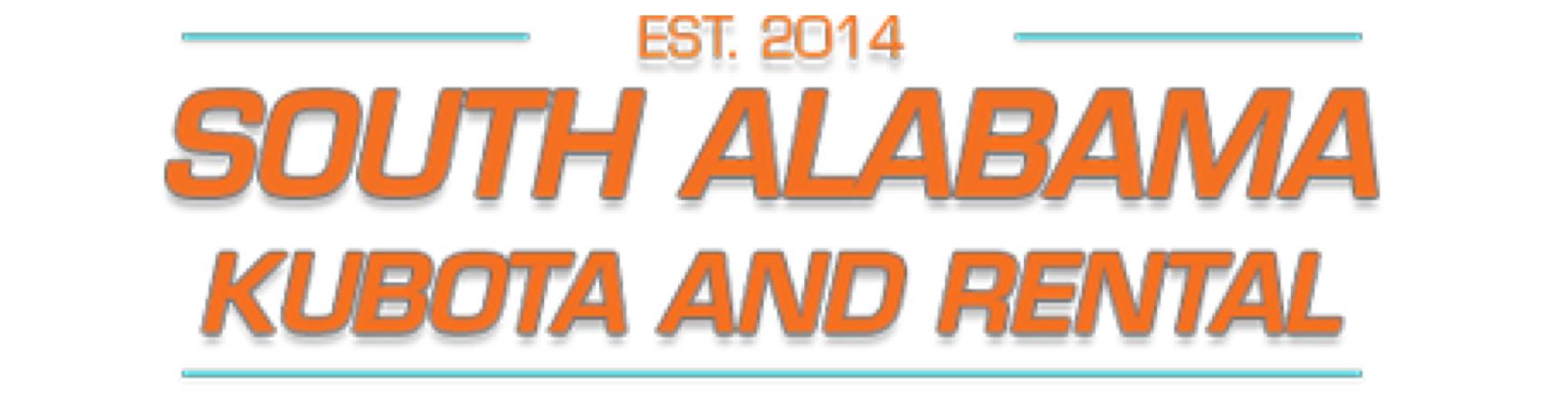 South Alabama Kubota and Rental Logo