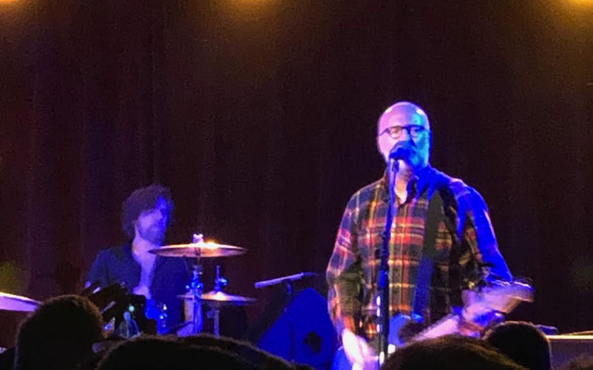 Bob Mould forges ahead, without losing sight of his storied past
