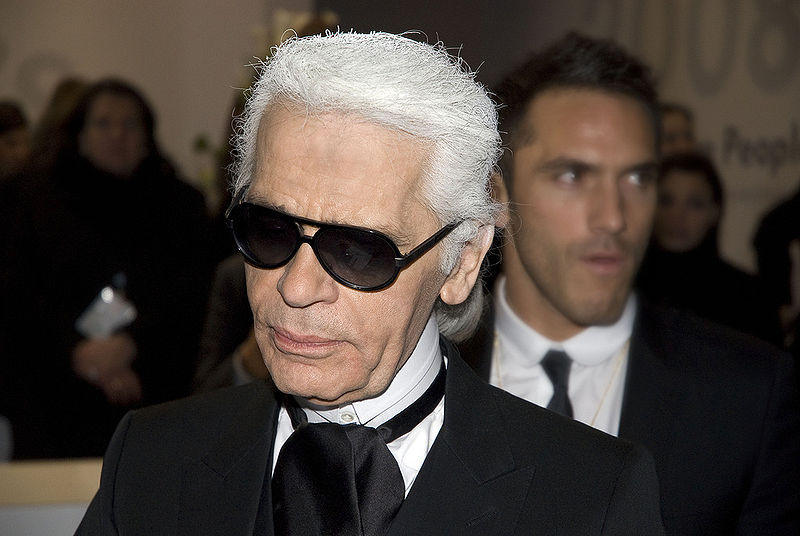 Rip Iconic Fashion Designer Karl Lagerfeld Has Died At The Age Of 85