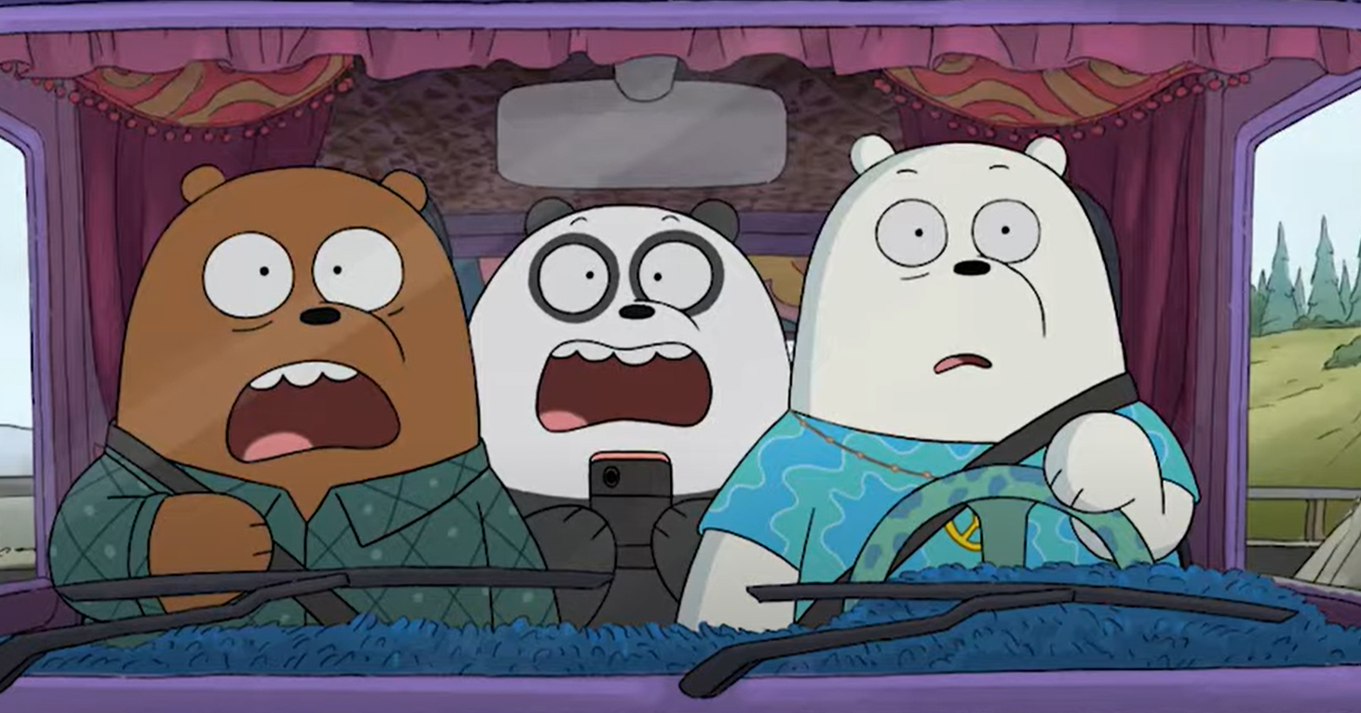 'We Bare Bears' is making its way to the big (streaming ...